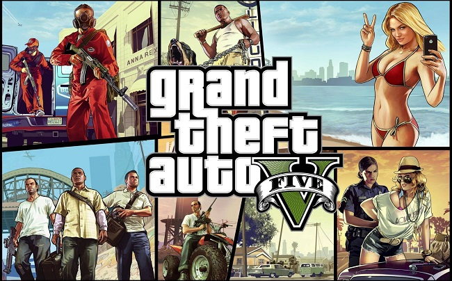 The 'Grand Theft Auto V' Gameplay Video Is Here!