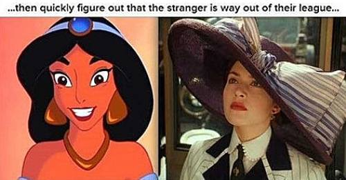 Aladdin And Titanic Similarities