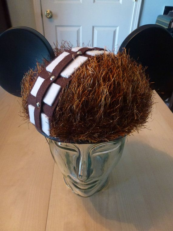 Star Wars Mickey Mouse Hats