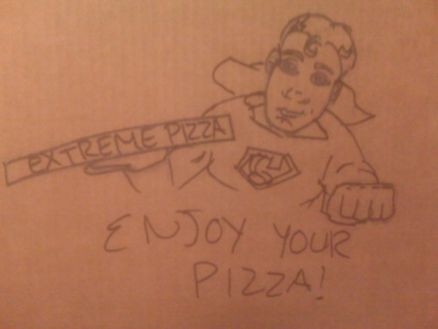 12 Examples of Creative Pizza Box Art