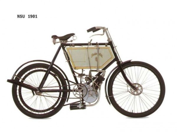 The very first bikes [pics]