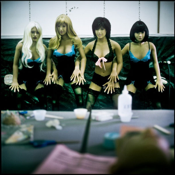 A Startling Look Inside California's Sex Doll Factory