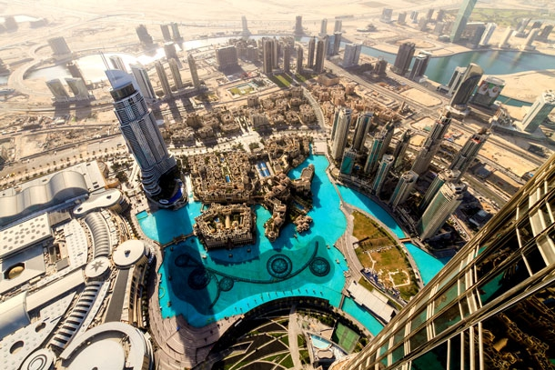 Here's A Magnificent Time-lapsed Look At The City Of Dubai