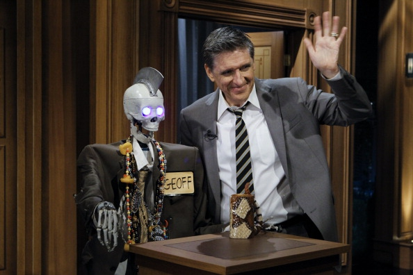 Videos Of Craig Ferguson And Geoff Peterson On The Late Late Show