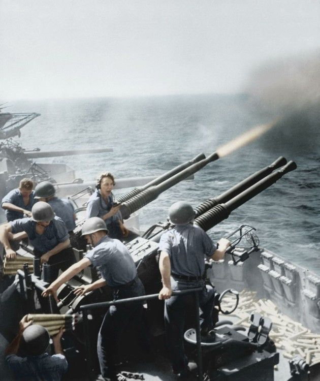 Historical Photos Get a Colourful Makeover