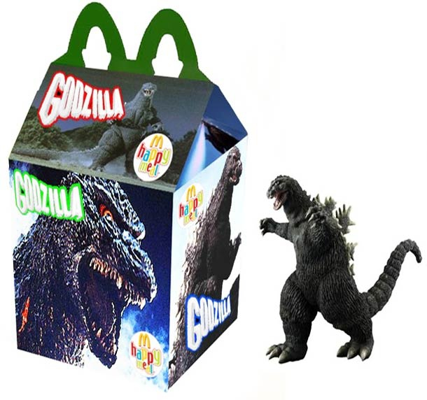 Happy Meals for Horror Films