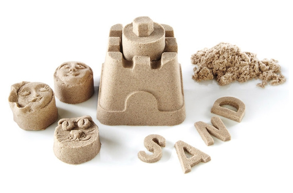 Make Sand Castles At Your Desk