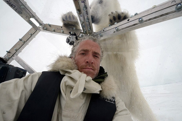 Filmmaker Captures His Terrifying Polar Bear Attack On Camera