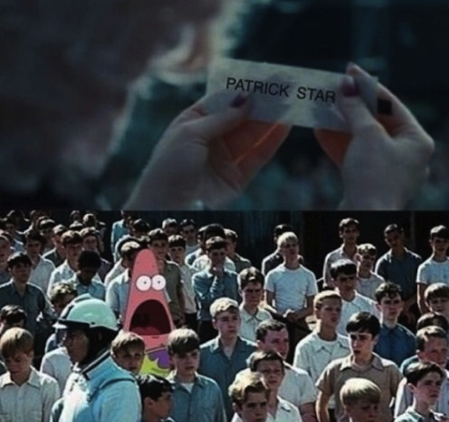 14 'Surprised Patrick' Moments That'll Make You Chuckle