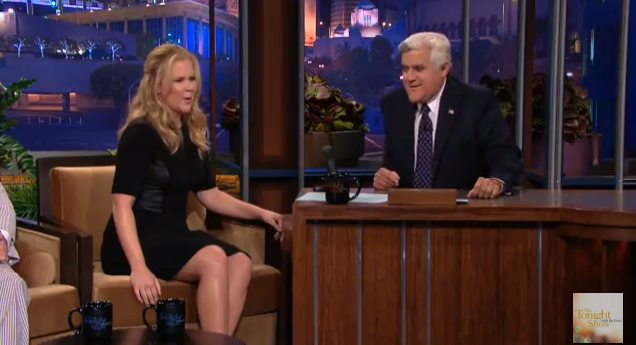 Amy Schumer on NBC