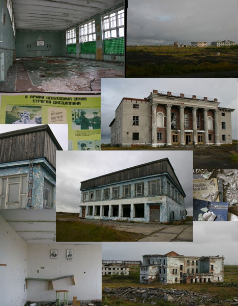 6 Abandoned Wonders Of The USSR.