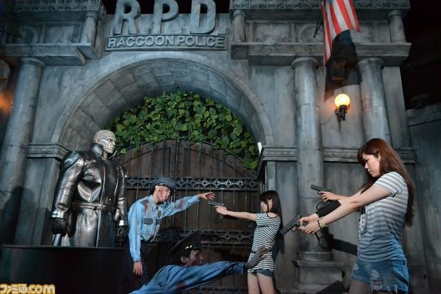 "Awesome ""Resident Evil"" Location in Japan"