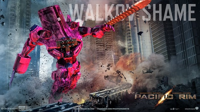 The Giant Robots Of 'Pacific Rim' Get More Improved Names (Part Two)