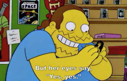 'Simpsons' Comic Book Guy Guide To Being Worst. Nerd. Ever.