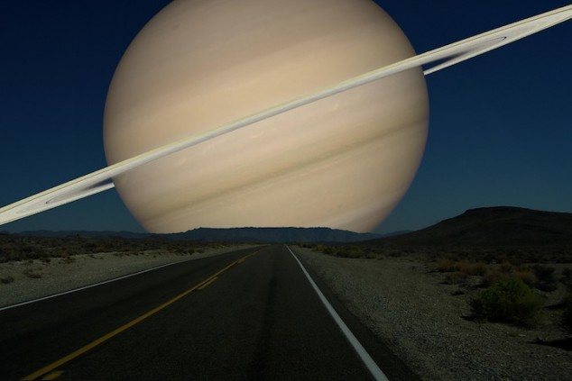 What Would The Sky Look Like If Planets Replaced The Moon?