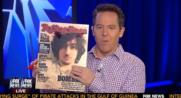Fox News Drew A Hitler Mustache On Latest Rolling Stone Cover