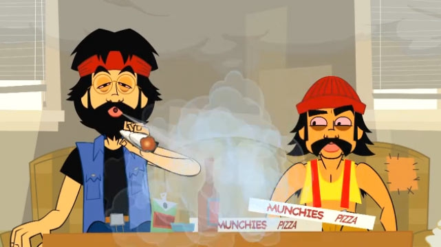 Latest movie trailer for Cheech & Chong's Animated Movie