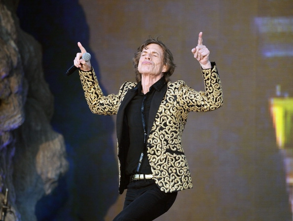 10 Most Delightful Mick Jagger Dancing GIFs