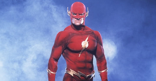 Celebrate The Flash's New TV Series With GIFs
