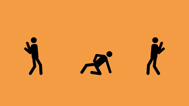 New Daft Punk Tribute Features Dancing Pictogram Men