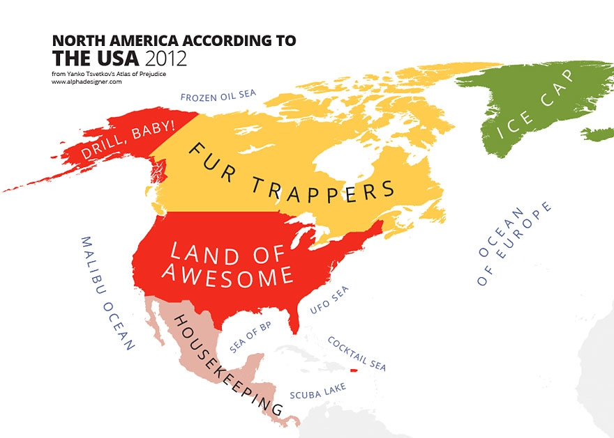 40 Maps They Didn't Teach You In School