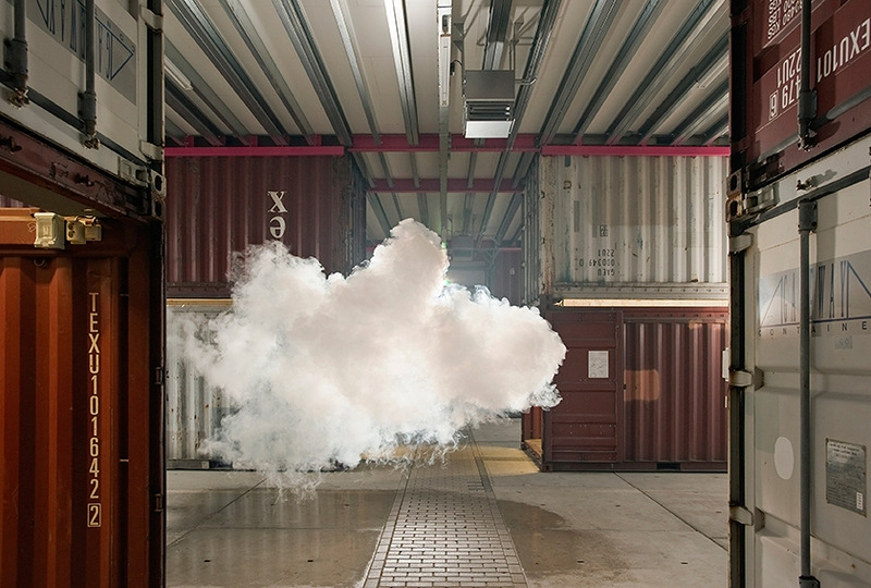 The Indoor Cloud: a Breakthrough Designs Interior [video]