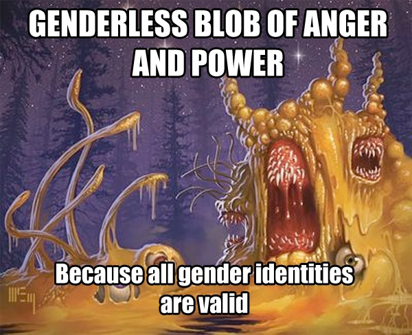 Feminist Yog-Sothoth Meme Sees All, Would Appreciate A Trigger Warning