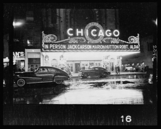 Rare Photos Of Chicago In 1949 Taken By Stanley Kubrick
