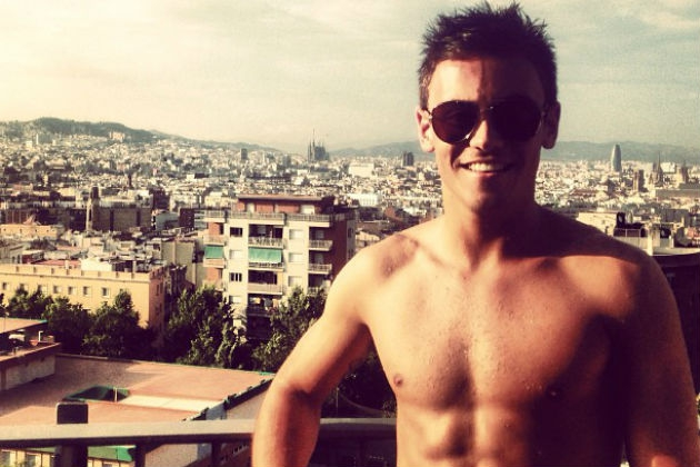 Let's Go for a Swim with Tom Daley