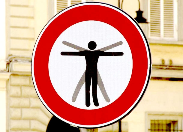 French Street Artist Loves To Hijacks Street Signs