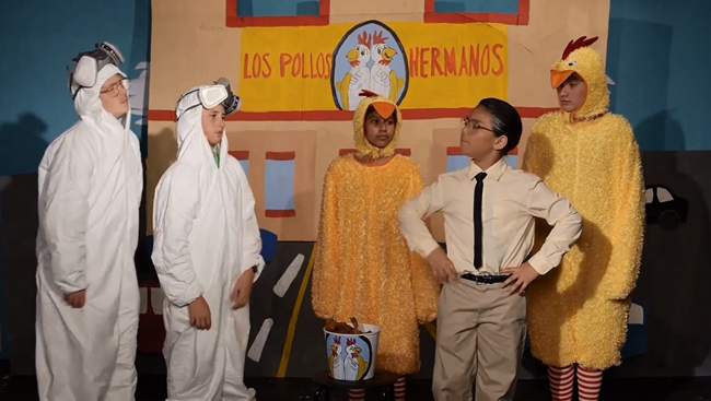 Watch 'Breaking Bad: The Middle School Musical'