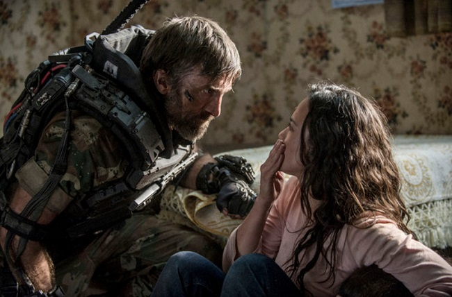 Sharlto Copley Is The Most Insane Person In 'Elysium' Pics And Video