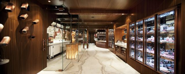 The Fanciest Butcher Shop in the World