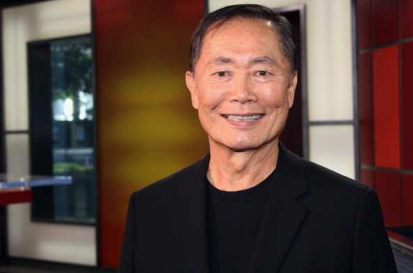 TRENDING NEWS! George Takei Wants The 2014 Winter Olympics To Be Moved