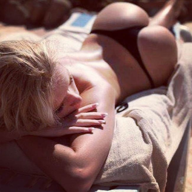 Sexy Butts on Instagram