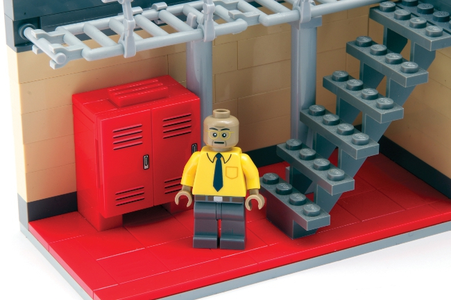 How Much Money Would You Pay For This 'Breaking Bad' LEGO Set?