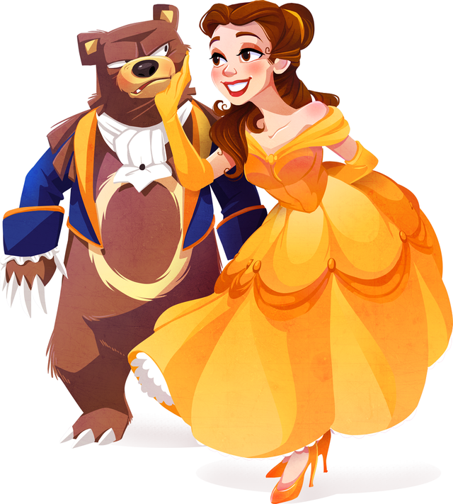 Disney Characters Illustrated As Pokémon Trainers