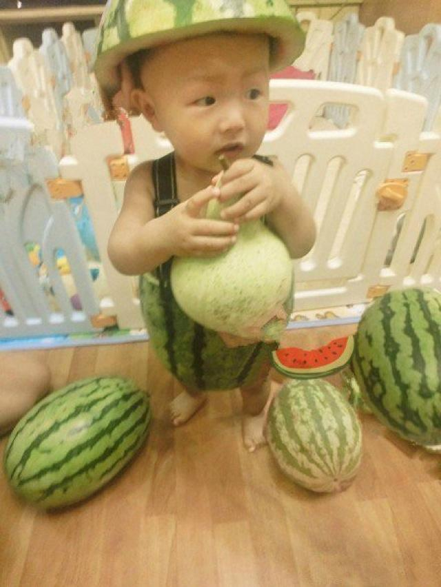 Meet China's Watermelon Kids