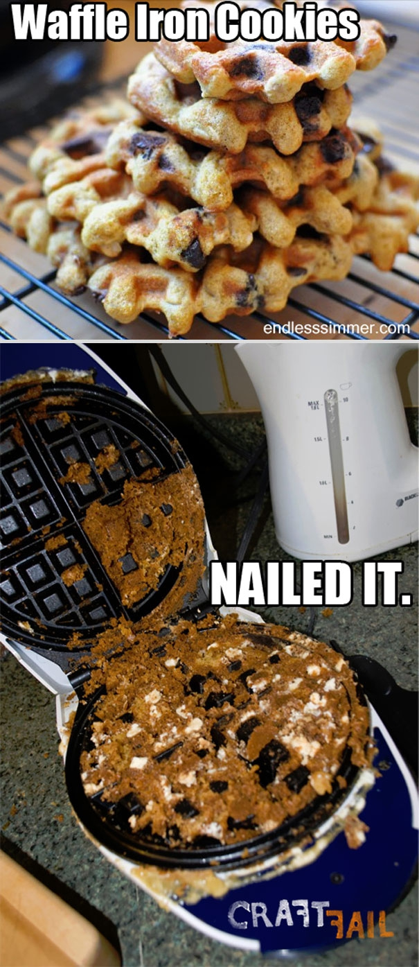 20 Hilarious Cooking Fails That Will Make You Feel Like an Iron Chef baking-fails, cooking, cooking-fails, fails, food, food-fails, funny, hilarious, nailed-it, pinterest-fails