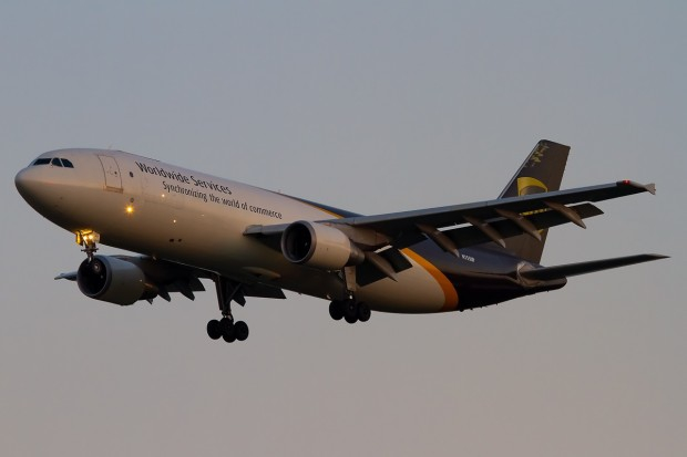 UPS Airbus A300 Crashes On Approach To Birmingham-Shuttlesworth Int'l