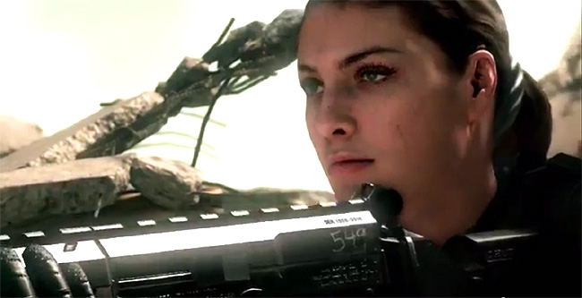 'Call Of Duty: Ghosts' Will Have New Modes and Lady Soldiers artistic, awesome, clever, cool, crazy, funny, random, rocks, silly, sweet