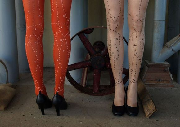 The Most Fashionable Stockings of Today