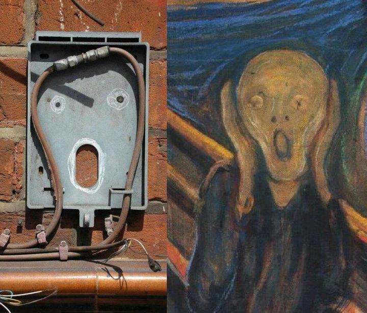 Pareidolia - Seeing Faces