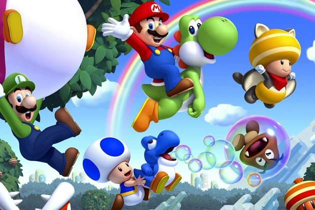 10 Best Mario Games Ever