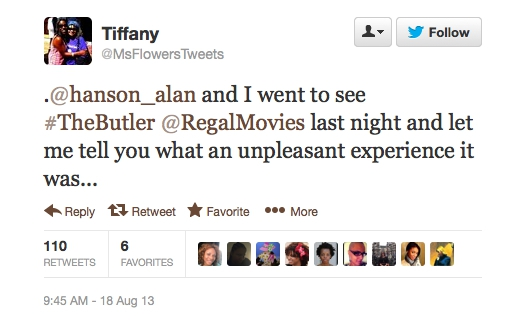 Theatergoers Made To Watch 'The Butler' With Armed Guards? artistic, awesome, comedy, funny, funny-crazy-wtf-people, interesting, music, random, silly, weird
