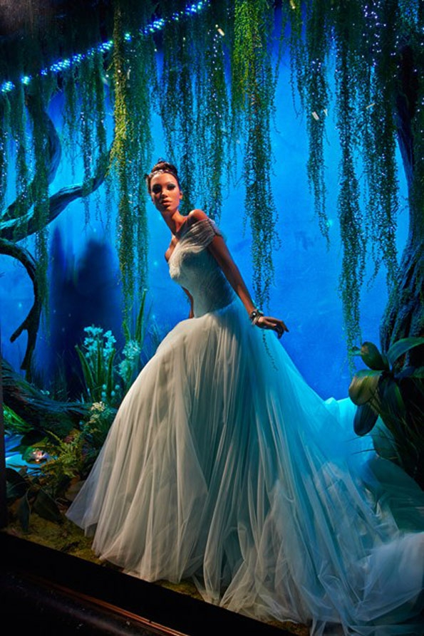 Designer Disney Princess Gowns