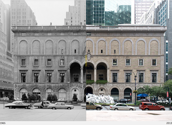 Interactive Photo Series Compares NYC's Past and Present Before & After, new-york, nyc-grid, paul-sahner, photo