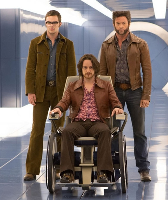 X-Men Days of Future Past first Official Image artistic, awesome, comedy, funny, funny-crazy-wtf-people, interesting, music, random, silly, weird