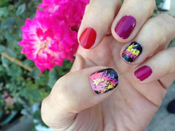 Best Nail Decals Ever  art, cool, decals, design, idea, image, nail