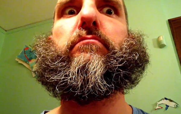 "Beard Magic ""video"", beard, cool, funny, hilarious, strange, weird"